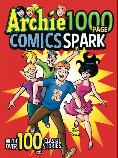 ARCHIE 1000 PAGE COMICS SPARK TP