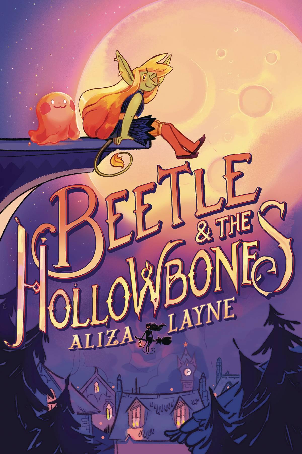 BEETLE & THE HOLLOWBONES HC