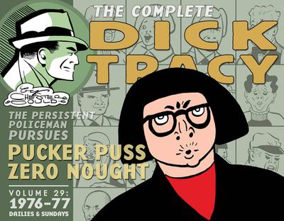 COMPLETE CHESTER GOULD DICK TRACY HC 29