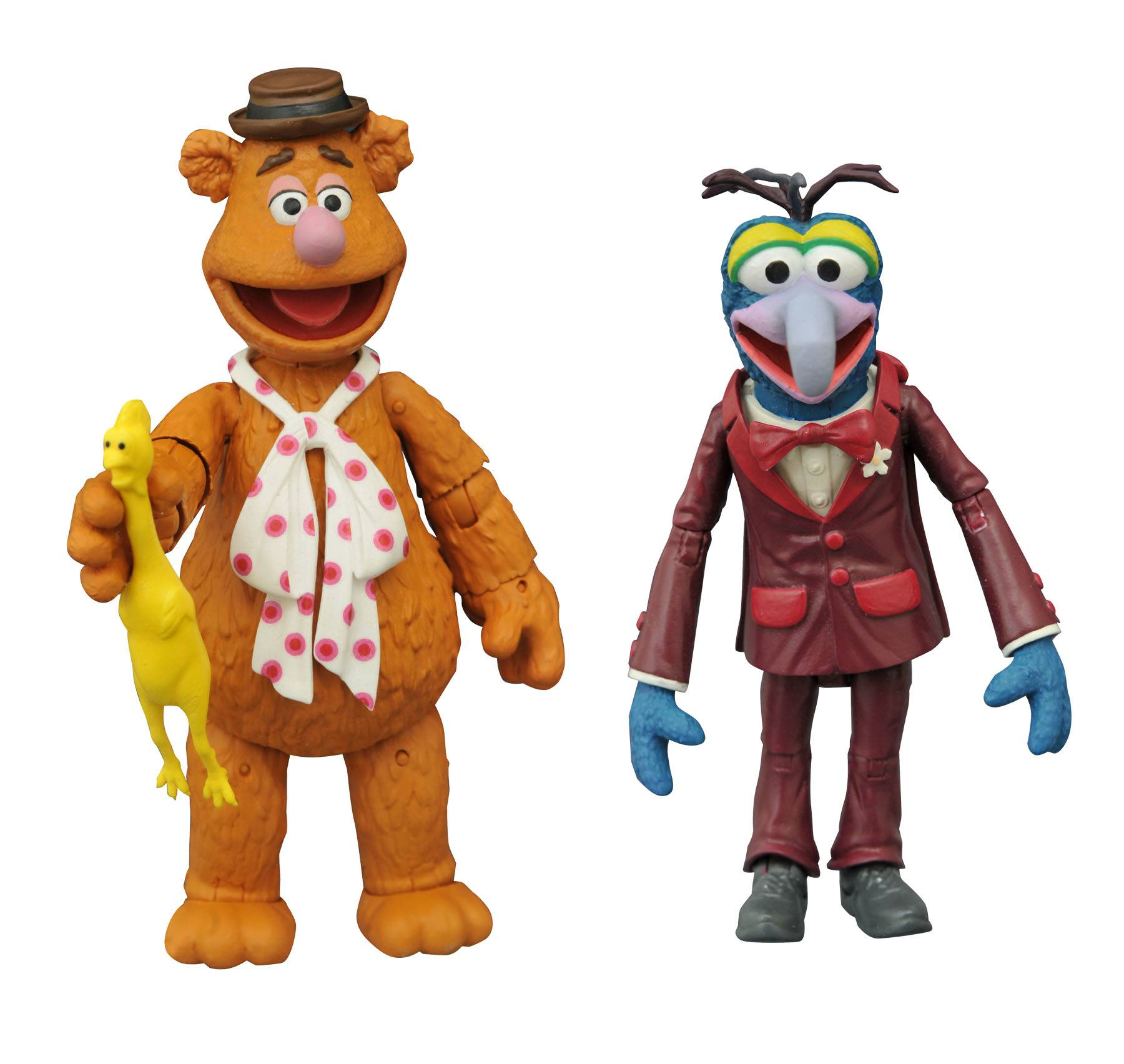 MUPPETS BEST OF SERIES 1 FIGURE ASST