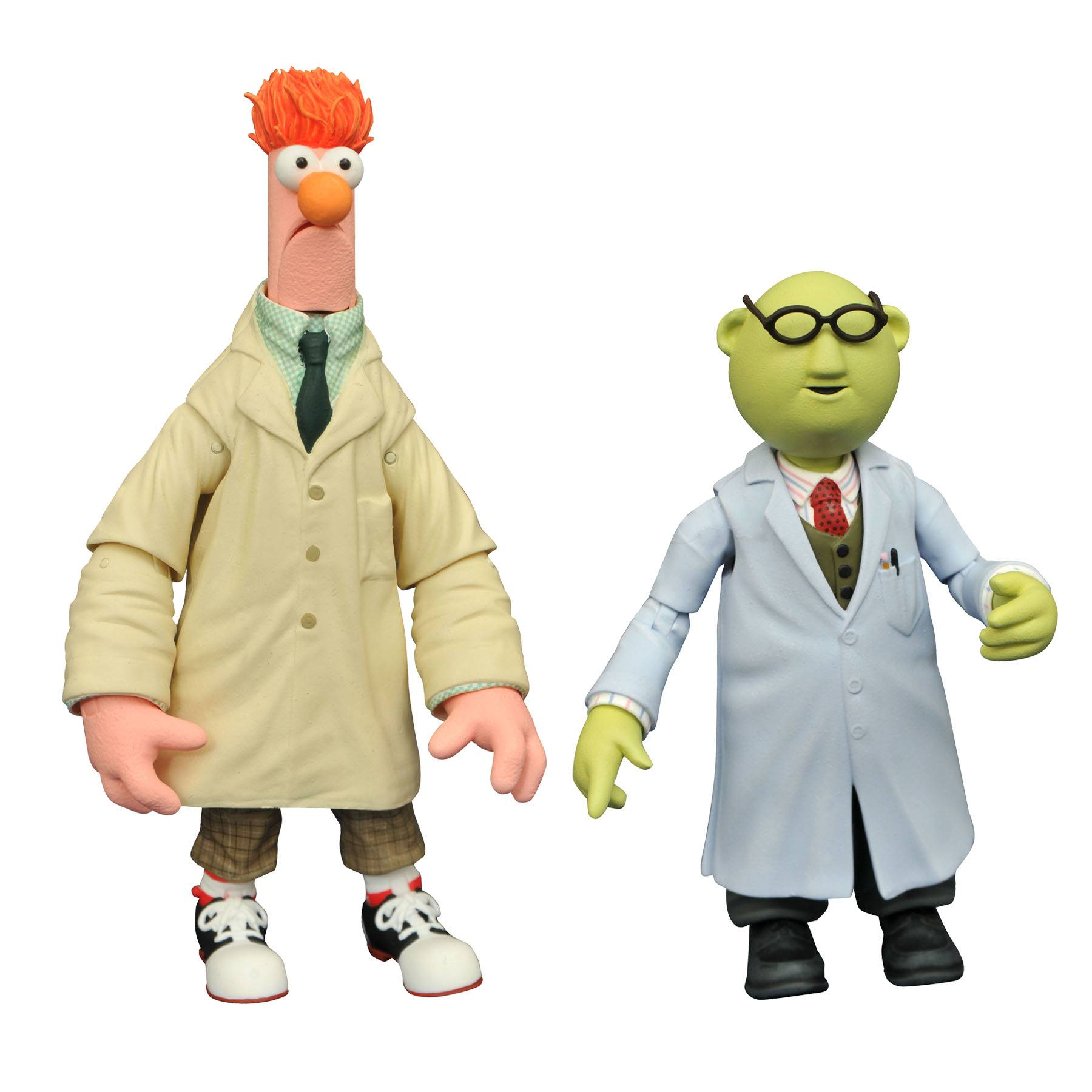MUPPETS BEST OF SERIES 2 FIGURE ASST