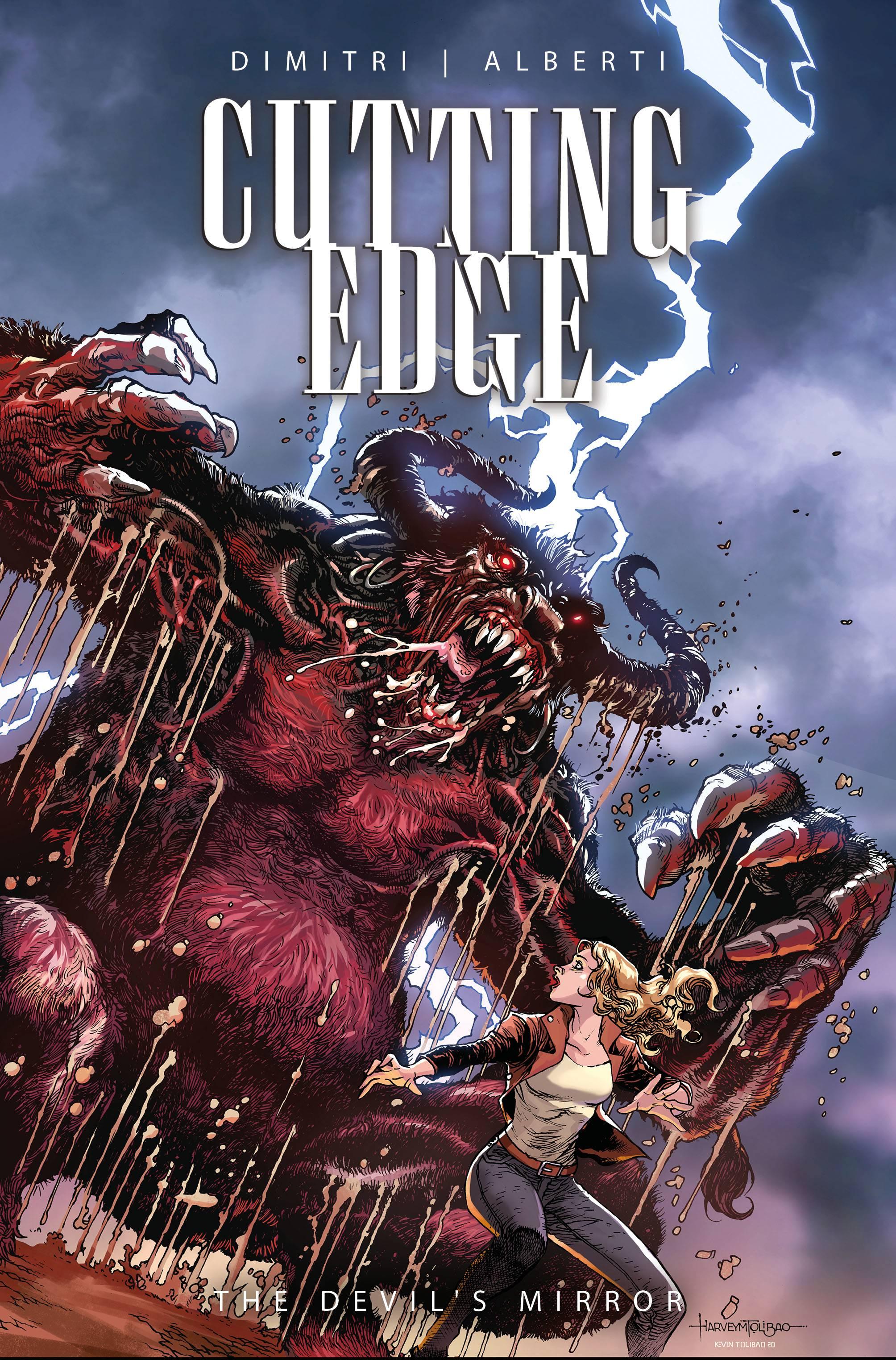 CUTTING EDGE DEVILS MIRROR