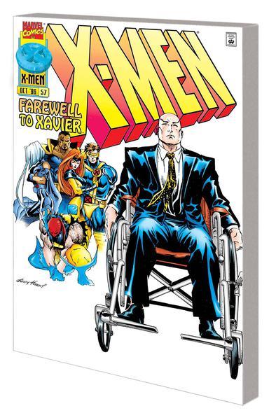 X-MEN AVENGERS ONSLAUGHT TP 03