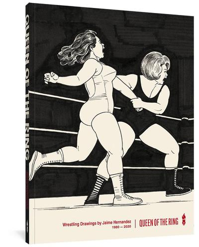 QUEEN OF THE RING HC