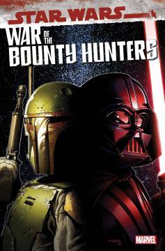 DF STAR WARS WAR OF BOUNTY HUNTERS #3 SILVER SOULE SGN