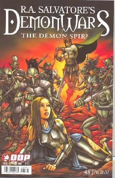 DEMONWARS VOL 02 DEMON SPIRIT