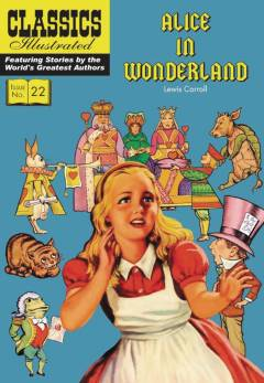 CLASSIC ILLUSTRATED TP ALICE IN WONDERLAND