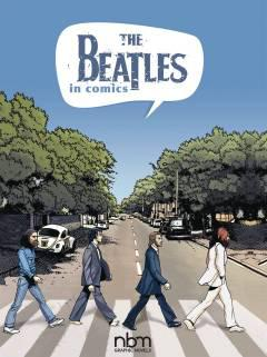 BEATLES IN COMICS HC