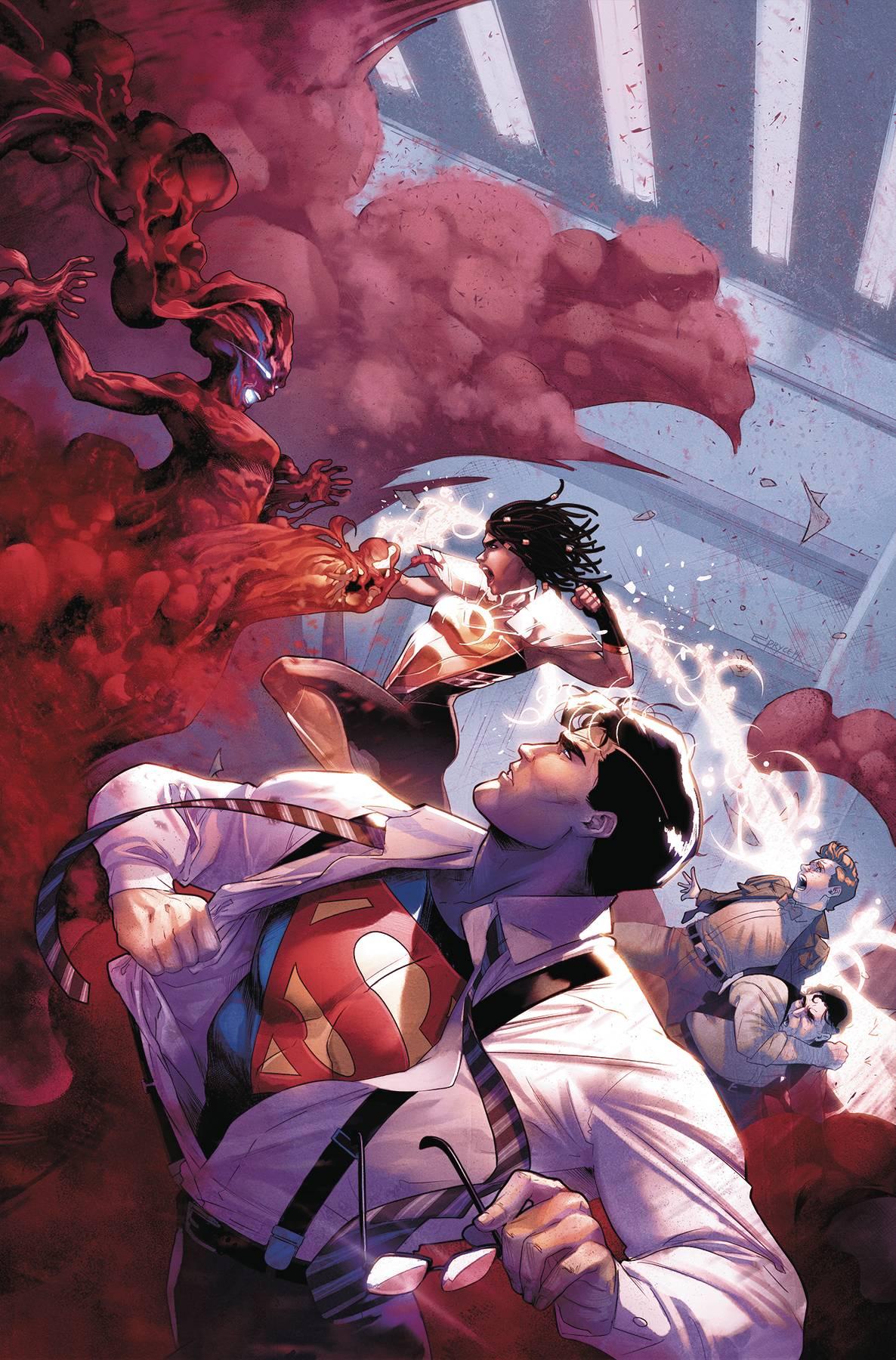 SUPERMAN ACTION COMICS HC 03 LEVIATHAN HUNT
