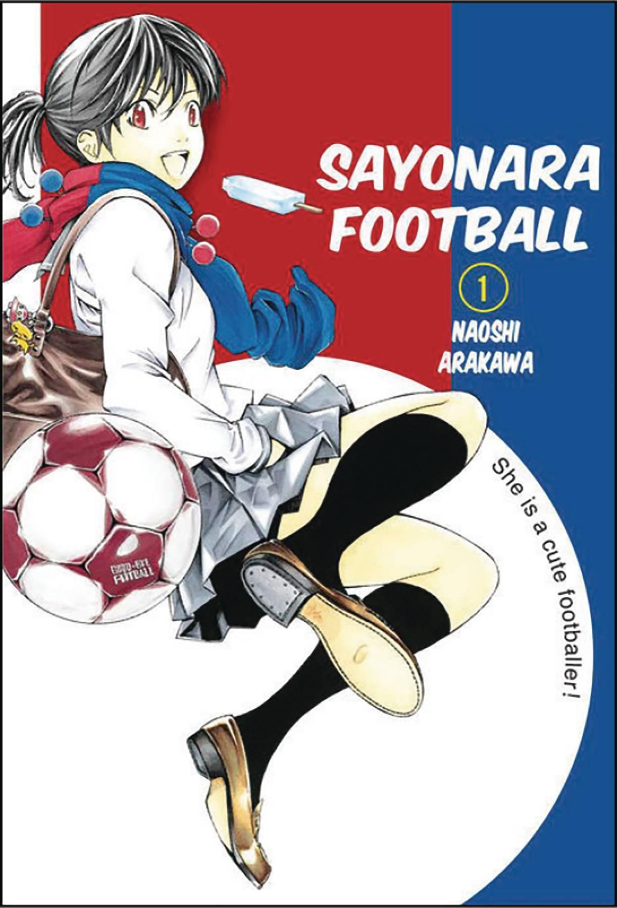 SAYONARA FOOTBALL GN 01