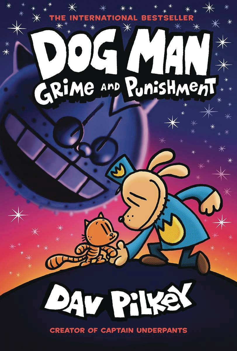 DOG MAN TP 09 GRIME & PUNISHMENT