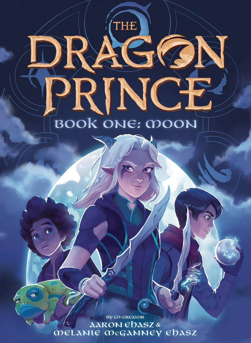 DRAGON PRINCE HC 01 THROUGH MOON