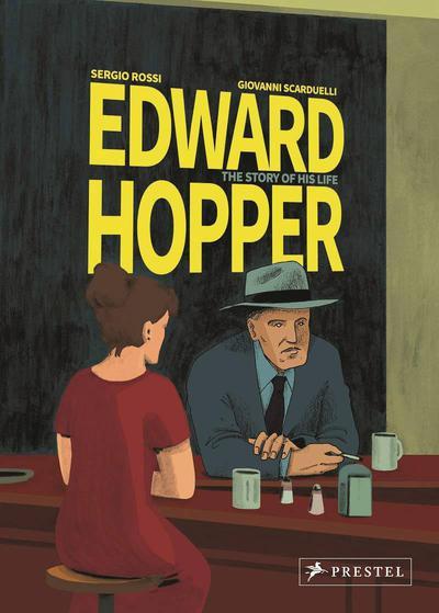 EDWARD HOPPER HC