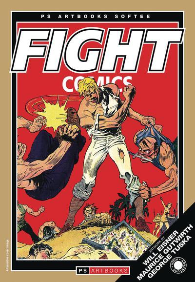 GOLDEN AGE CLASSICS FIGHT COMICS SOFTEE TP 01
