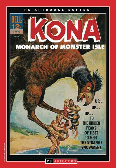 PS ARTBOOKS KONA MONARCH MONSTER ISLE SOFTEE TP 02