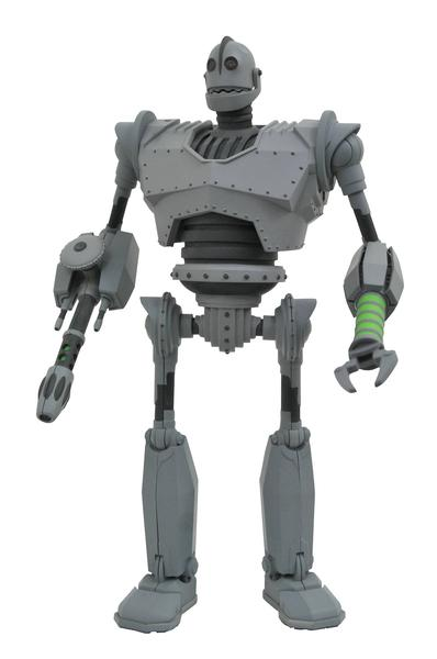 IRON GIANT SELECT ACTION FIGURE BATTLE