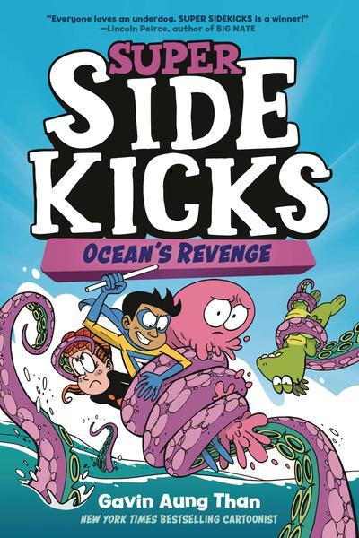 SUPER SIDEKICKS TP 02 OCEANS REVENGE