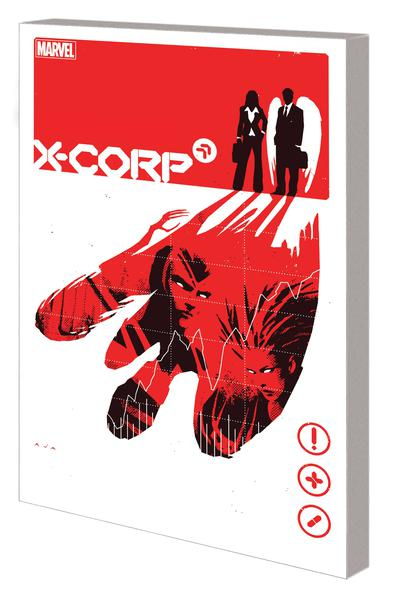 X-CORP BY TINI HOWARD TP 01
