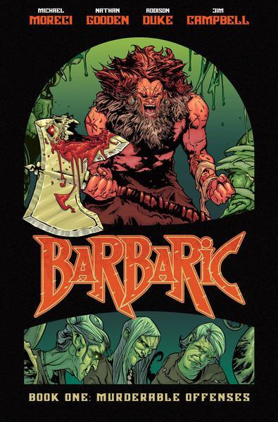 BARBARIC HC 01