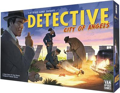 DETECTIVE CITY OF ANGELS GAME