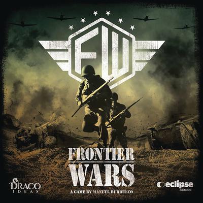FRONTIER WARS BOARD GAME