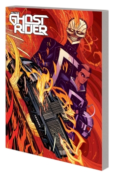 ALL NEW GHOST RIDER TP 01 ENGINES OF VENGEANCE