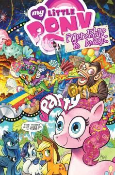 MY LITTLE PONY FRIENDSHIP IS MAGIC TP 10