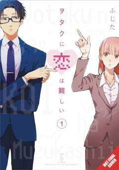 WOTAKOI LOVE IS HARD FOR OTAKU GN 01