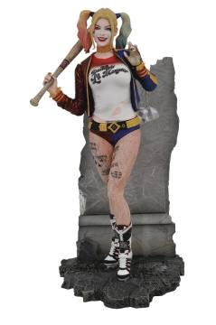 DC GALLERY SUICIDE SQUAD HARLEY QUINN PVC FIGURE