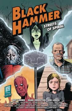 BLACK HAMMER STREETS OF SPIRAL TP