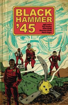 BLACK HAMMER 45 WORLD OF BLACK HAMMER TP 01