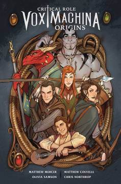 CRITICAL ROLE TP 01 VOX MACHINA ORIGINS