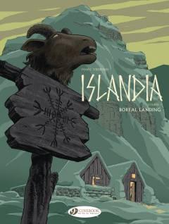 ISLANDIA GN 01 BOREAL LANDING