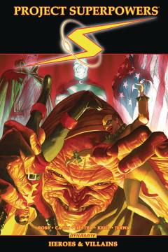 PROJECT SUPERPOWERS OMNIBUS TP 03 HEROES VILLAINS