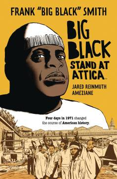 BIG BLACK STAND AT ATTICA TP