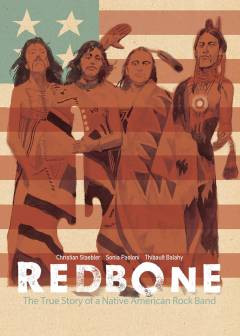 REDBONE TRUE STORY NATIVE AMERICAN ROCK BAND HC