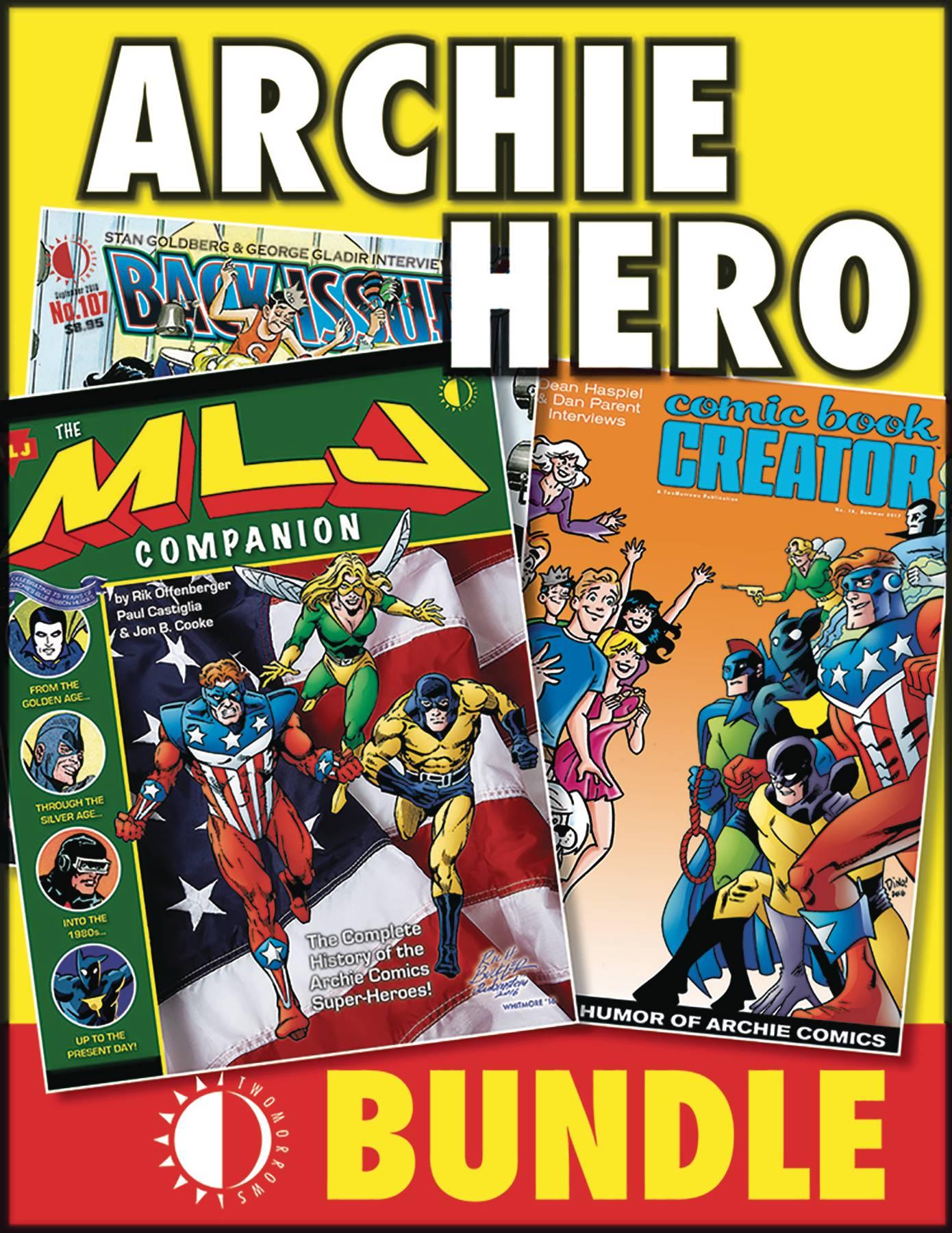 ARCHIE HERO BUNDLE