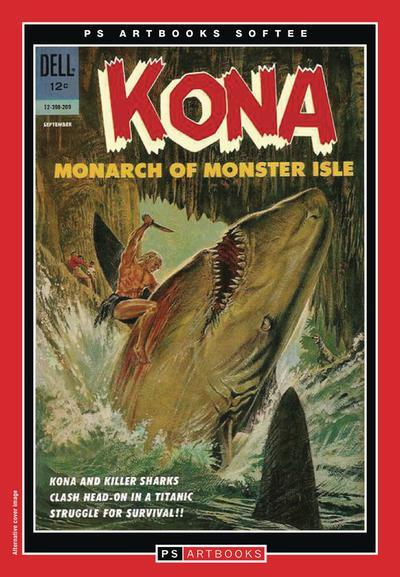 PS ARTBOOKS KONA MONARCH MONSTER ISLE SOFTEE TP 01