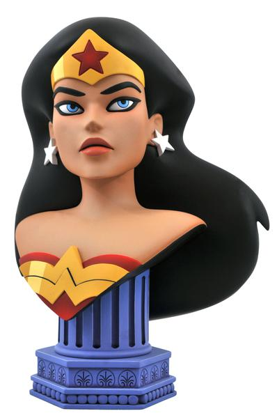 DC COMIC LEGENDS IN 3D WONDER WOMAN 1/2 SCALE BUST