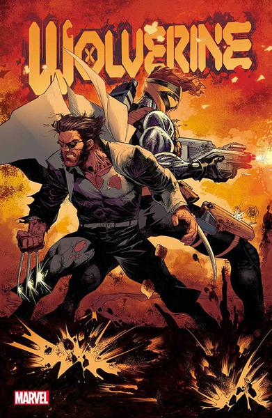DF WOLVERINE #10 PERCY SGN