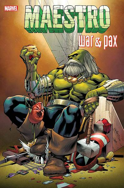 DF MAETSRO WAR & PAX #2 DAVID SGN