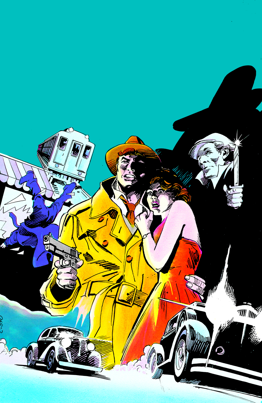 DC THROUGH THE 80S THE EXPERIMENTS HC