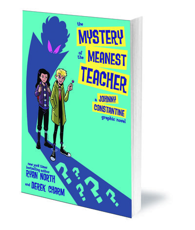 MYSTERY OF MEANEST TEACHER JOHNNY CONSTANTINE TP