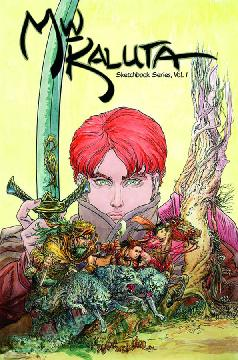 MICHAEL KALUTA SKETCHBOOK SERIES TP 01