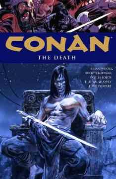 CONAN TP 14 THE DEATH