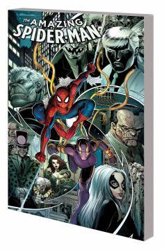 AMAZING SPIDER-MAN TP 05 SPIRAL
