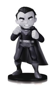 DC ARTISTS ALLEY SUPERMAN BY CHRIS UMINGA B&W VINYL FIG