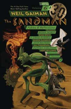 SANDMAN TP 06 FABLES & REFELCTIONS 30TH ANNIV ED