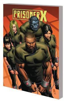 AGE OF X-MAN PRISONER X TP