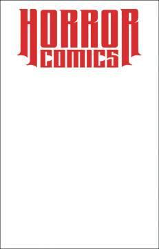HORROR COMICS SKETCHBOOK ONE SHOT